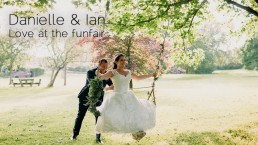 East Sussex wedding videograph