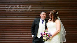 Uxbridge wedding videographer cover