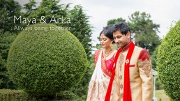 Asian wedding in Birmingham