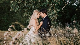 Stansted Park wedding film highlights