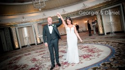 The Dorchester London wedding highlights